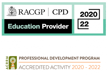 RACGP ACRRM logos together2