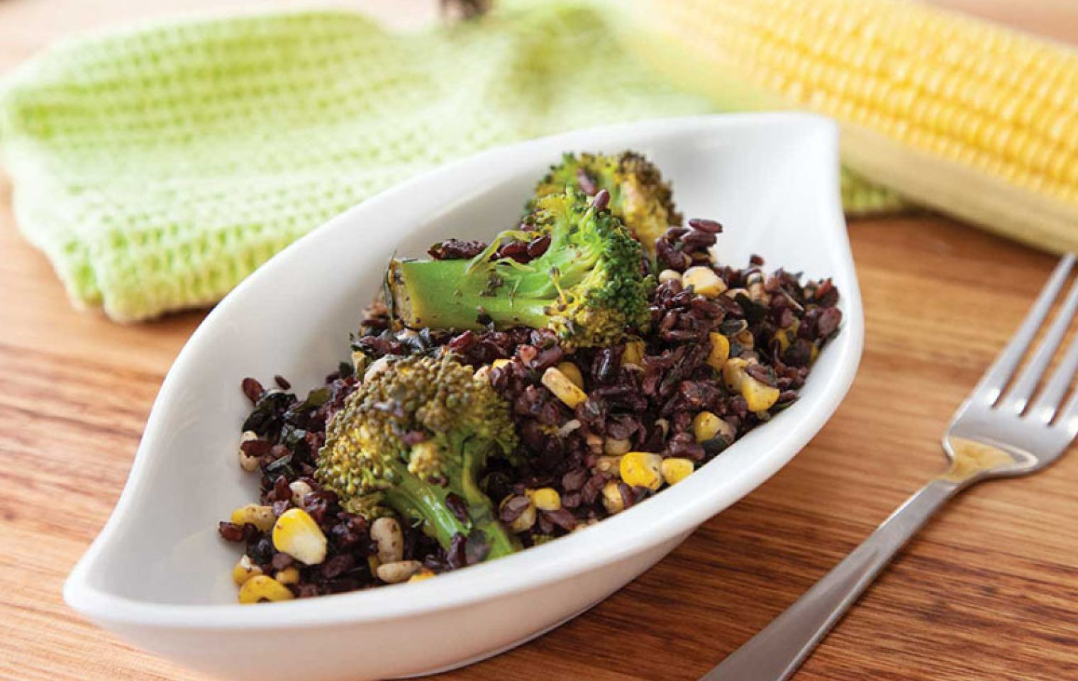 19img recipe black rice basil pine nut